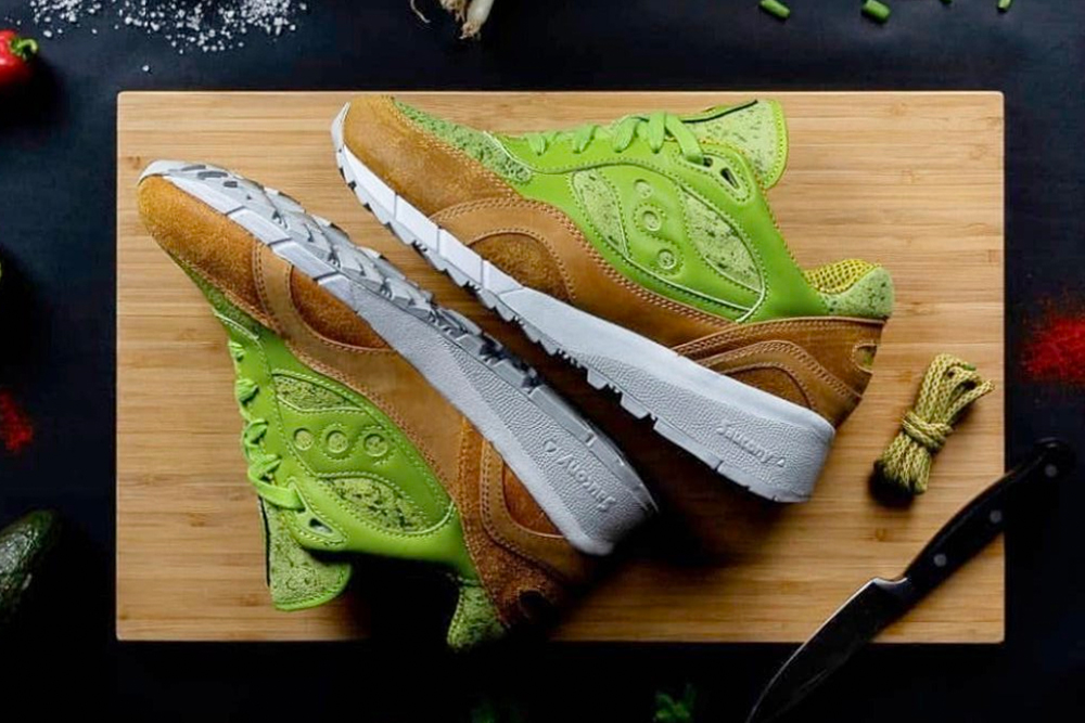 Saucony Shadow 6000 'Avocado Toast'