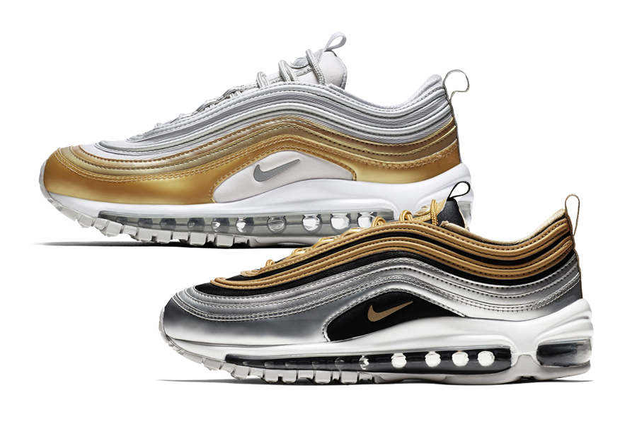 Nike Air Max 97 'Metallic Gold' Pack