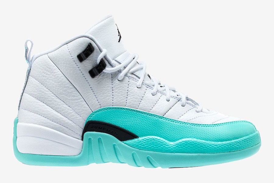 Air Jordan 12 GS 'Light Aqua' - Data Premiery