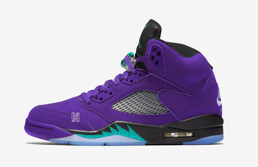 Air Jordan 5 'Alternate Grape' - Zapowiedź
