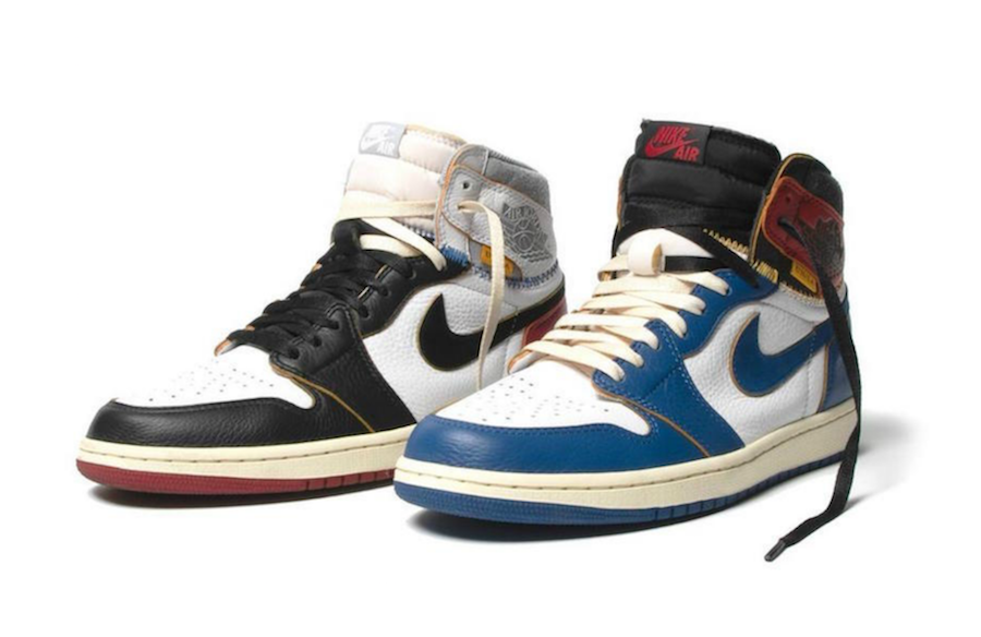 Update: Union x Air Jordan 1 High OG NRG