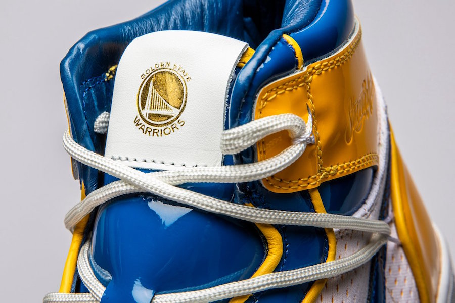 The Shoe Surgeon x Golden State Warriors Air Jordan 1 'Championship'