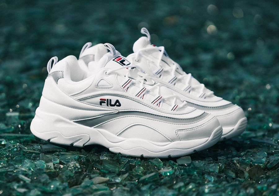Nowy Model Butów W Stylu Dad Shoes Od Fila - Ray