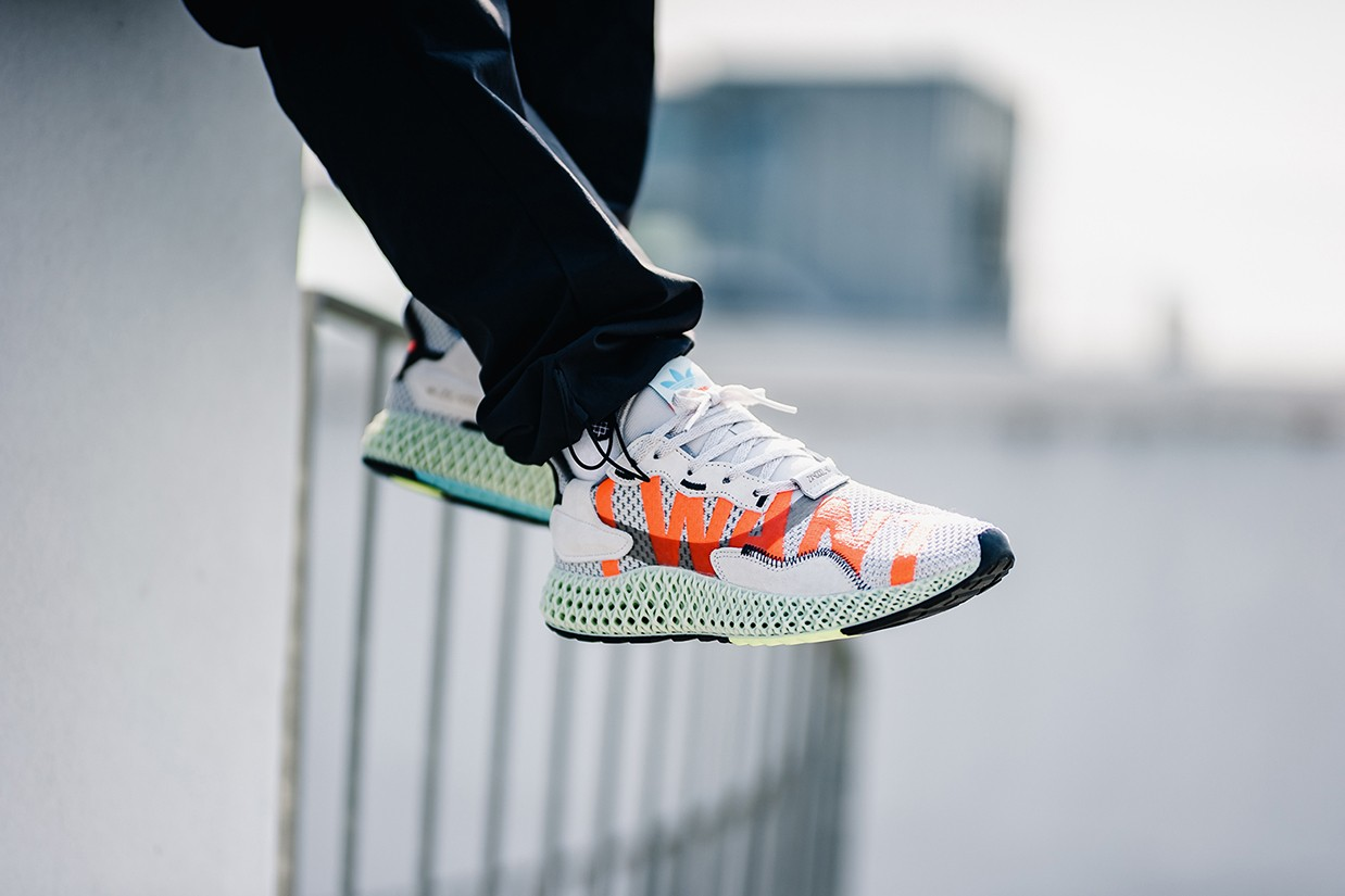 adidas ZX 4000 4D 'I Want I Can'