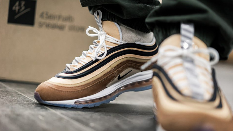 Nike Air Max 97 Violet Ash Psychic Pink Lx Hers trainers Office