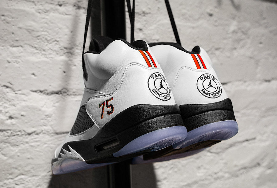 Air Jordan 5 'Paris Saint-Germain' Friends & Family