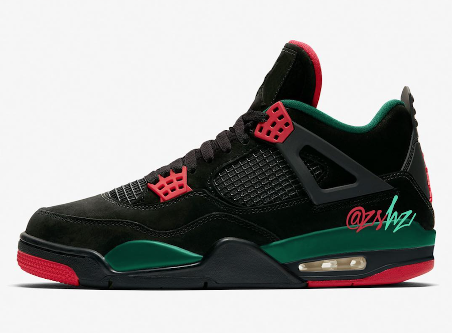 Air Jordan 4 NRG 'Gucci'