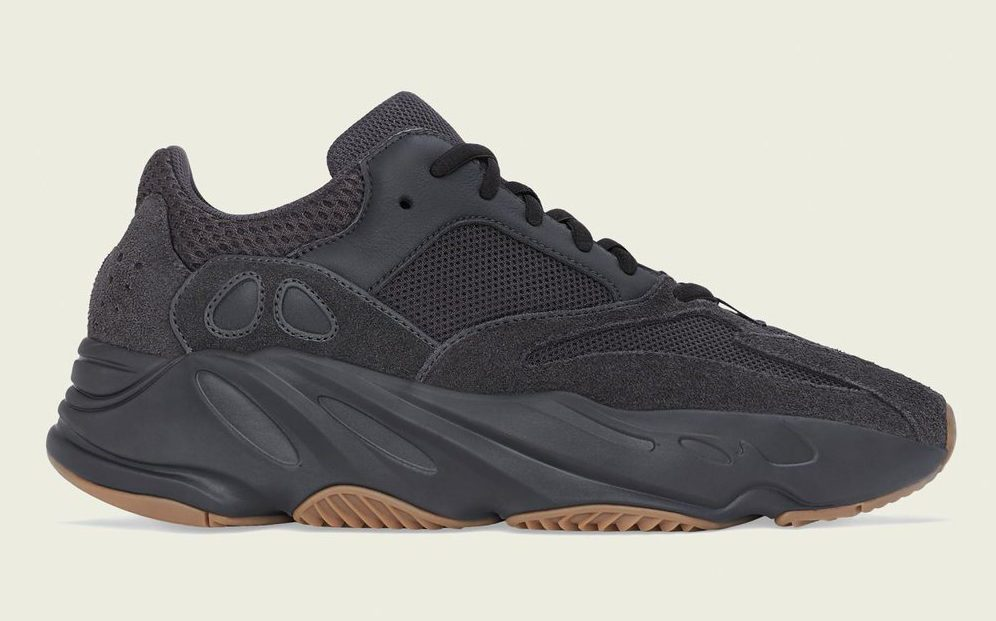 adidas Yeezy Boost 700 'Utility Black' - Data Premiery