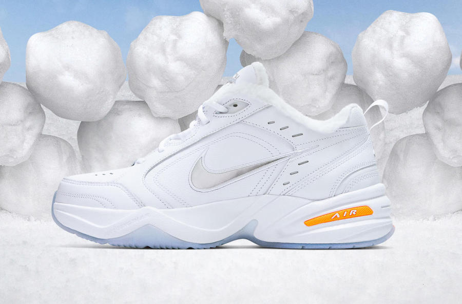 Nike Air Monarch IV 'Snow Day'