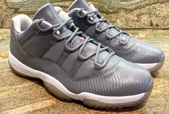 Sample Air Jordan 11 Low