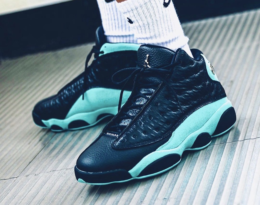 Nowa Data Premiery Air Jordan 13 'Island Green'
