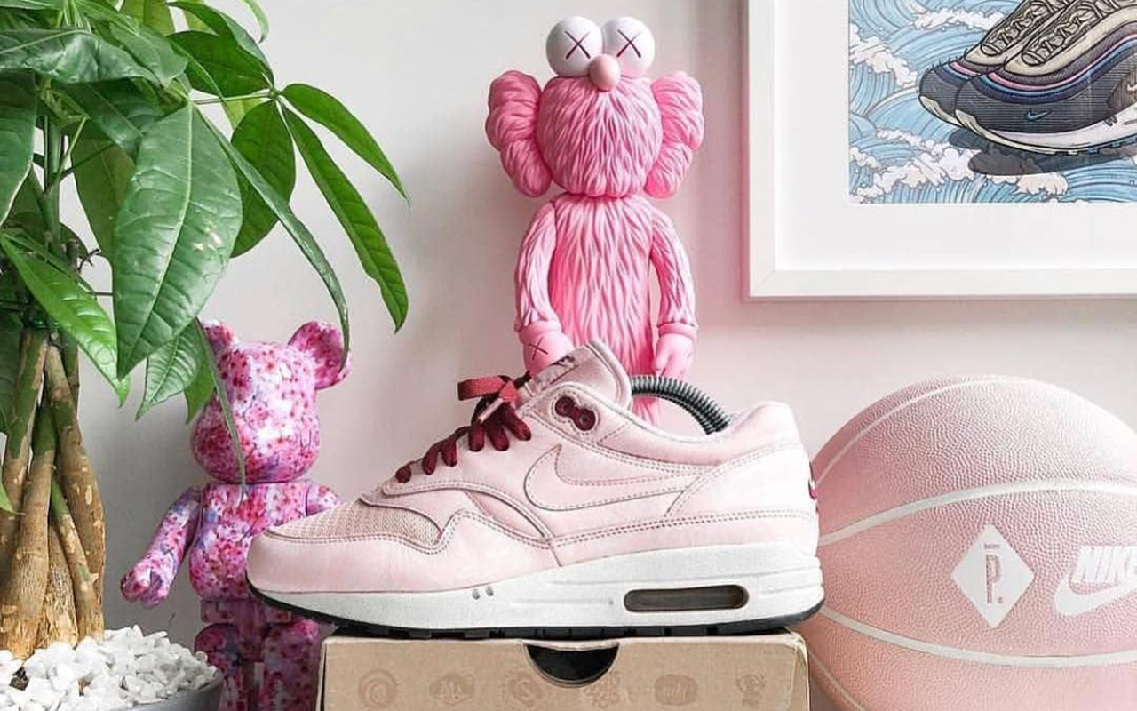 Jest I Data Premiery Nike Air Max 1 Powerwall 'Pink Lemonade'
