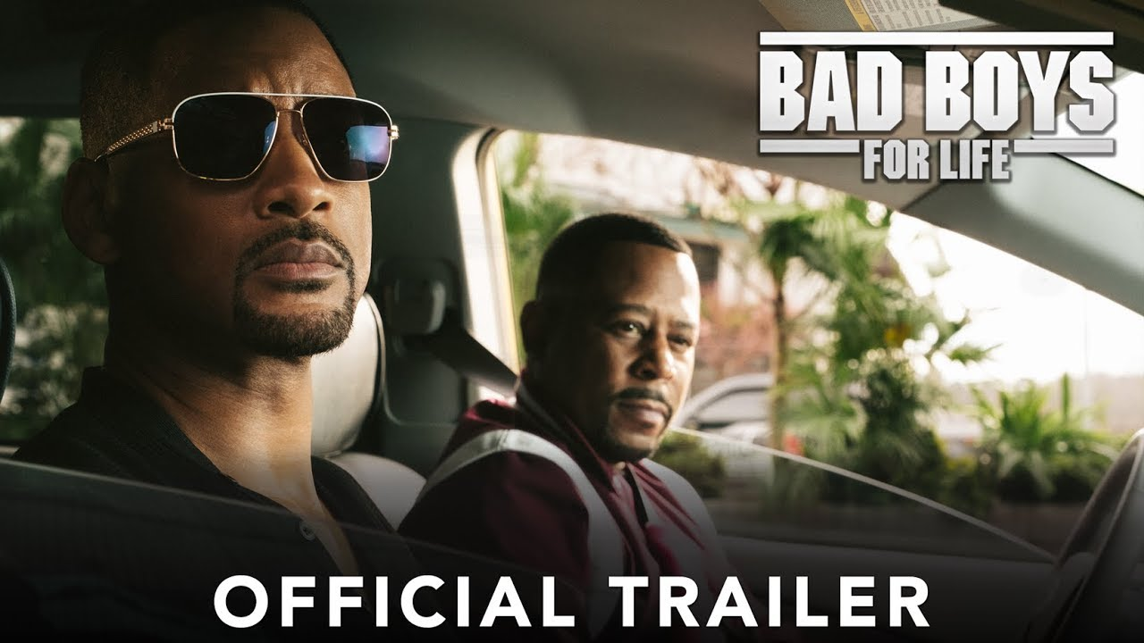 'Bad Boys For Life' - Trailer