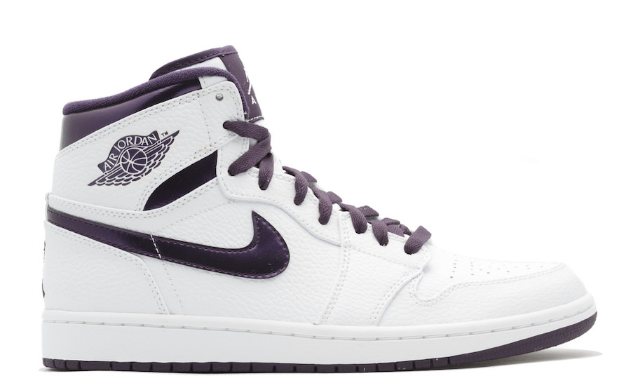Air Jordan 1 High OG 'Metallic Purple' - Zapowiedź
