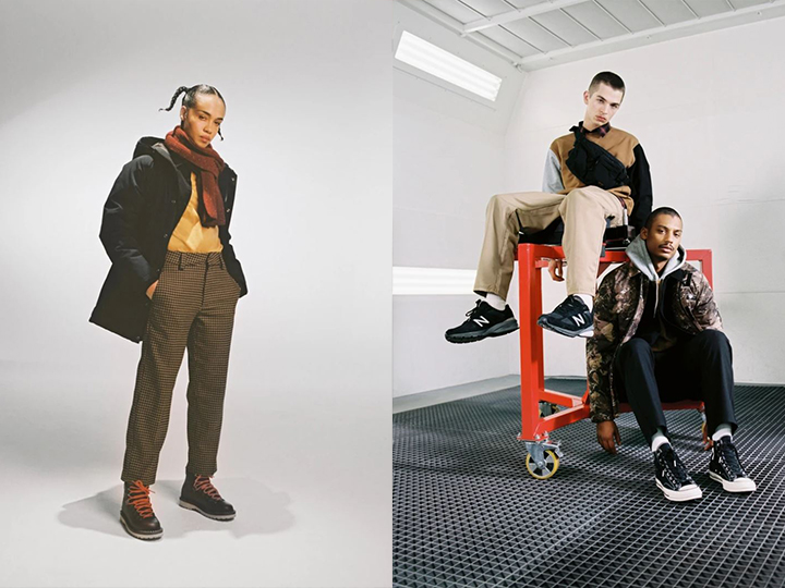 Carhartt WIP Fall/Winter 2020 Lookbook