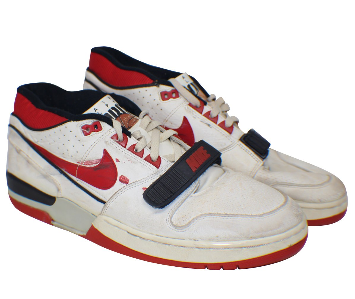 Meczowe Nike Air Alpha Force Low Jordana Idą Pod Młotek