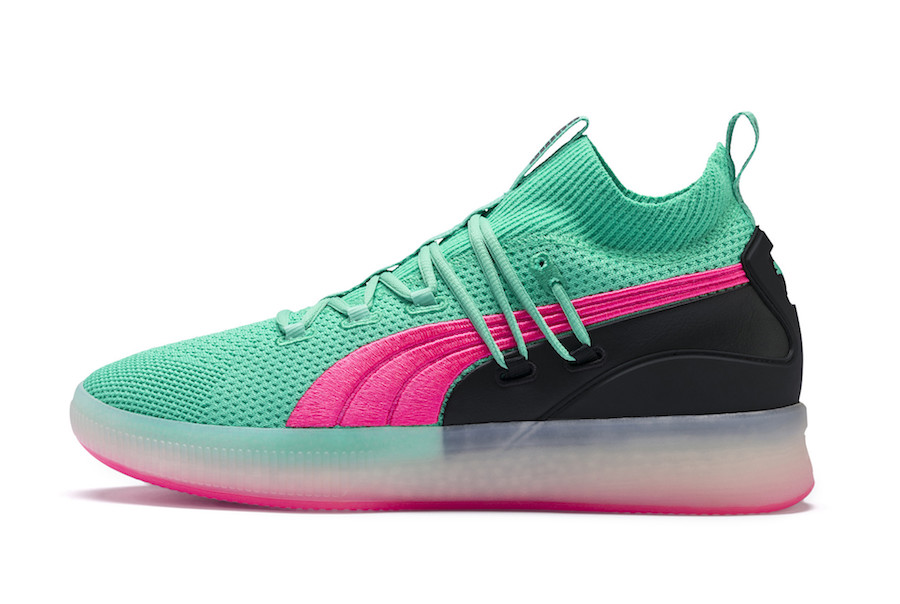 Puma Clyde Court Disrupt 'Ocean Drive' - Data Premiery
