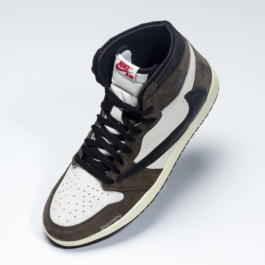 Update 2: Travis Scott X Air Jordan 1 High OG TS SP