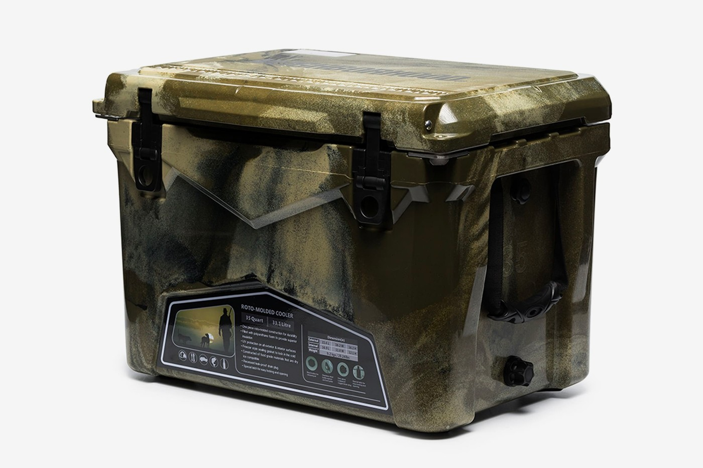 Oto 30l. Cooler Od NEIGHBORHOOD Oraz Iceland Coolers