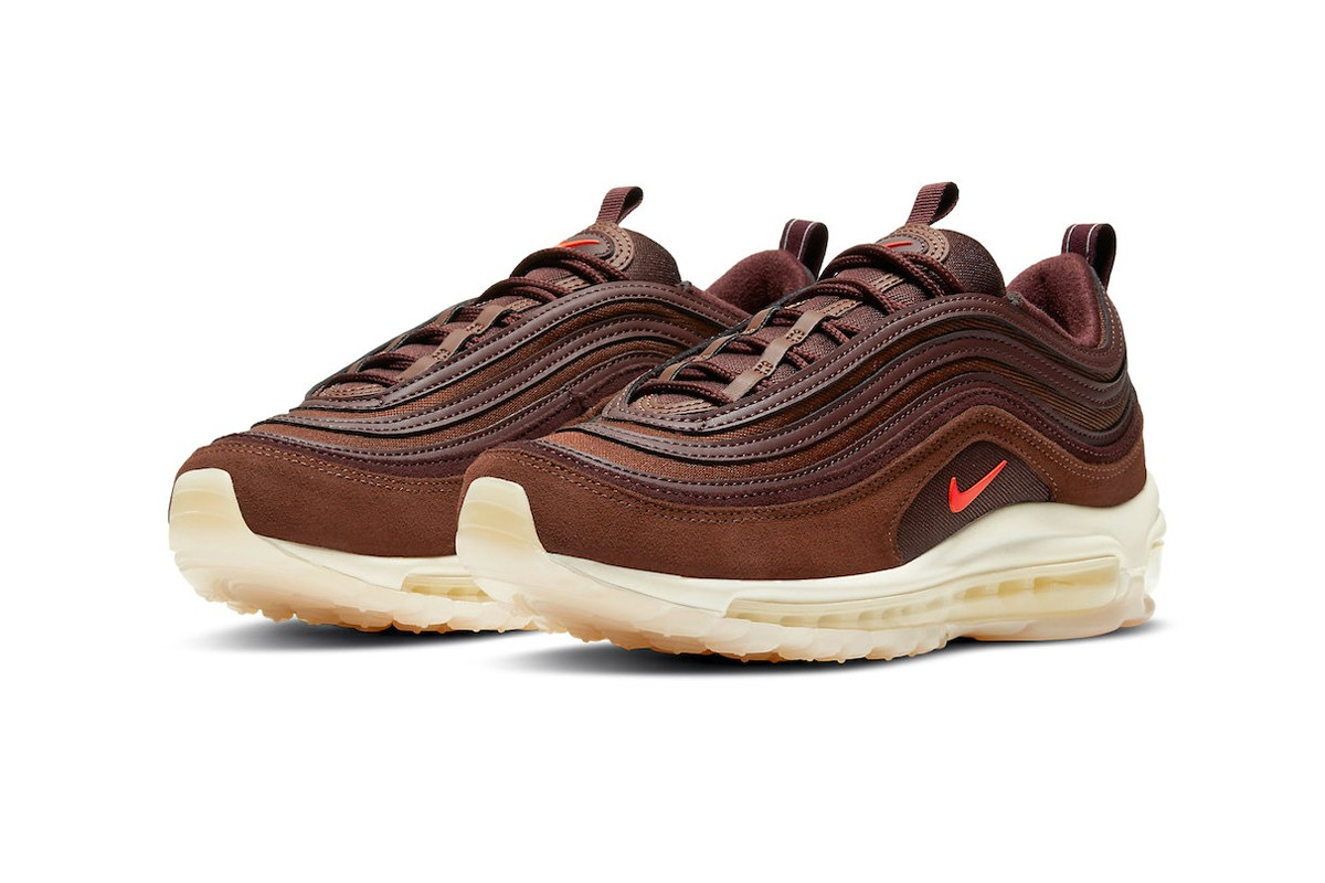 Oto Kawowe Nike Air Max 97 'Coffee'