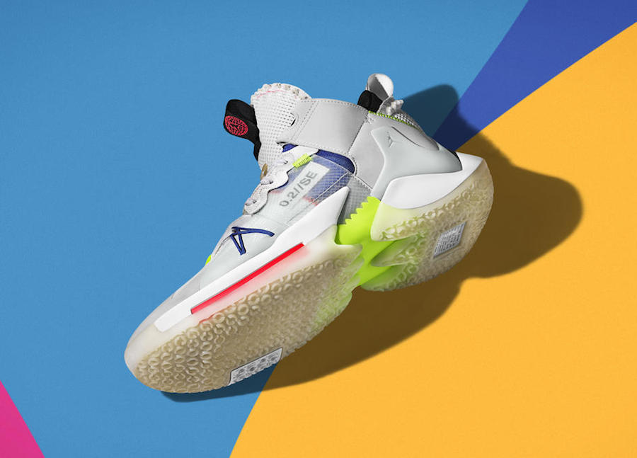 Jordan Why Not Zer0.2 SE 'The Circut'