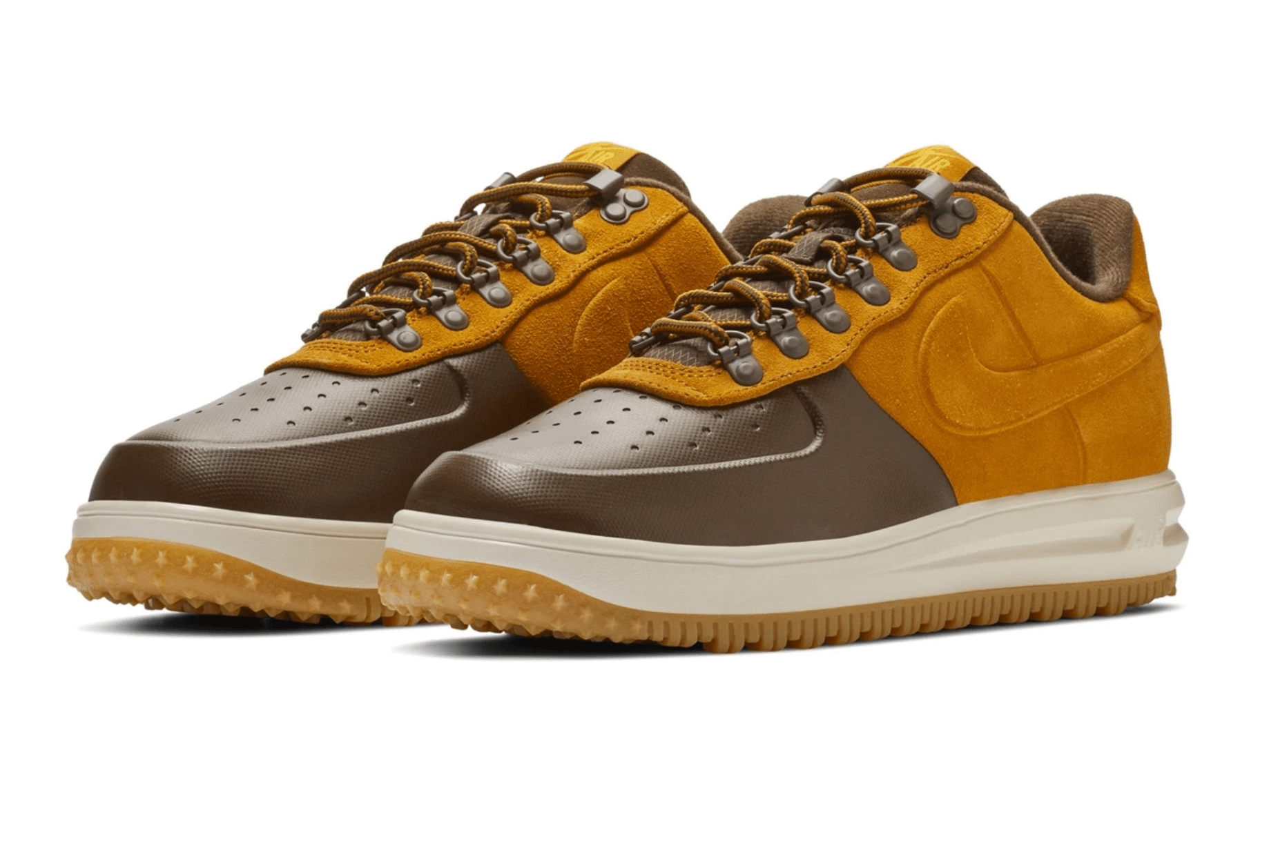 Nike Lunar Force 1 Duckboot Low 'Desert Ochre'