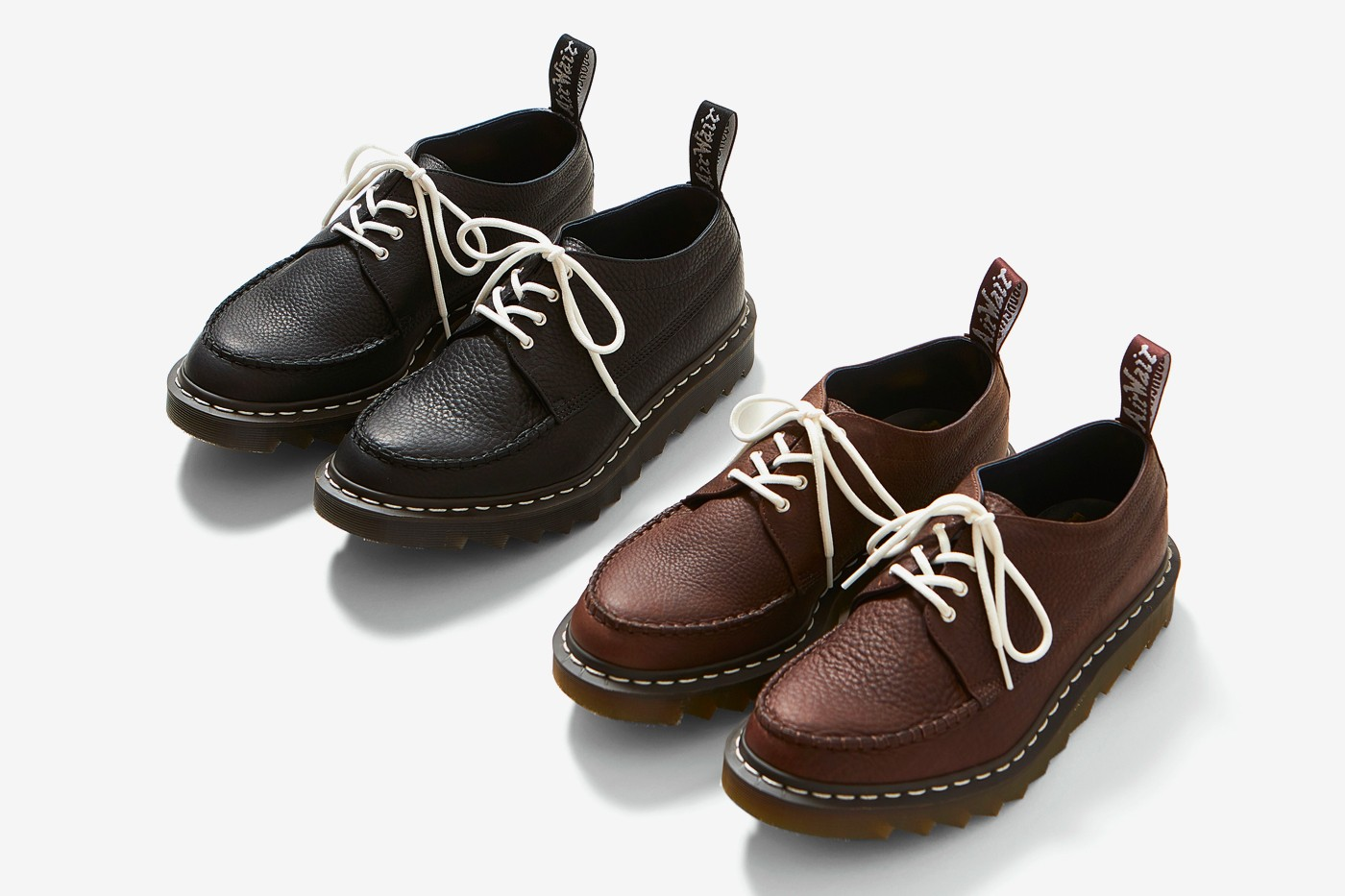 nanamica x Dr. Martens Camberwell MIE