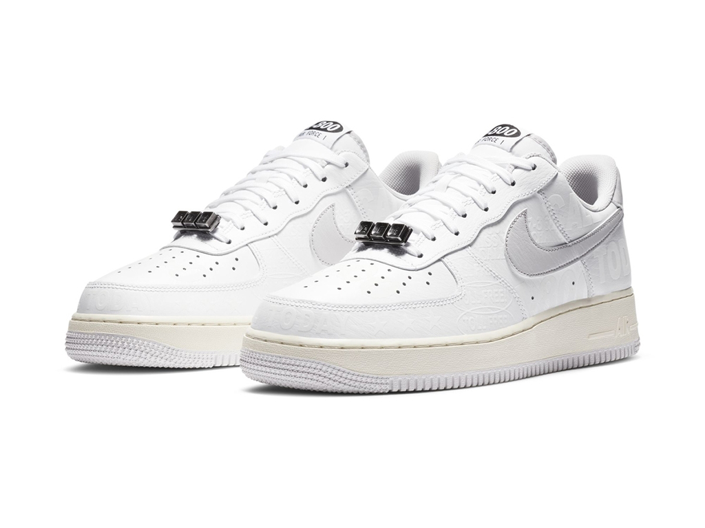 Oficjalne Zdjęcia Nike Air Force 1 Low '1-800 TOLL FREE'