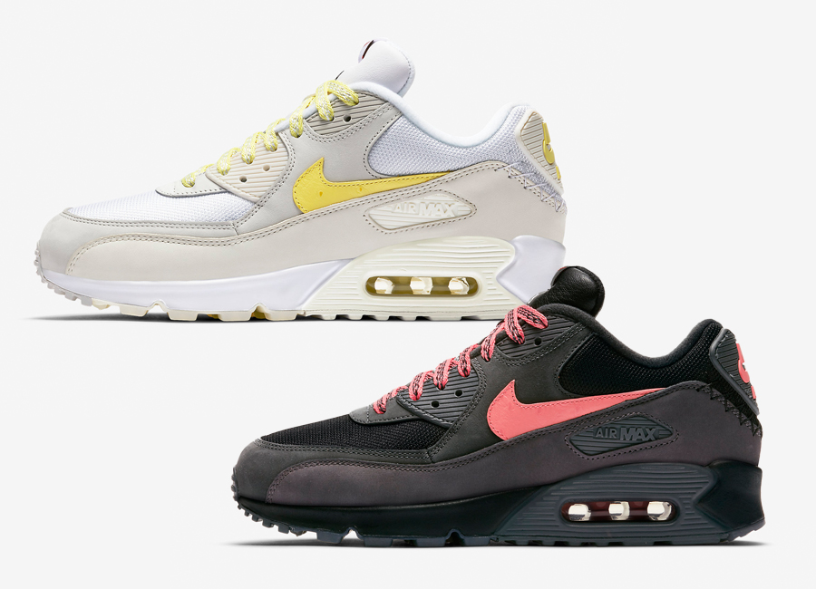 Nike Air Max 90 PRM 'Mixtape' Pack