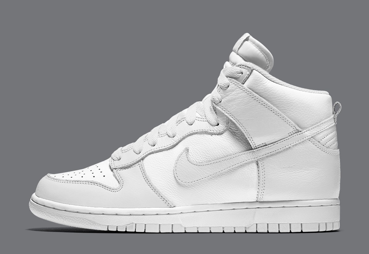Nike Dunk High SP 'Pure Platinum' CZ8149-101