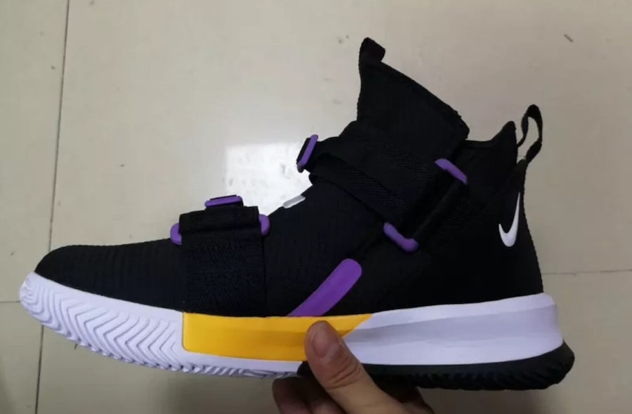 Nike Lebron Soldier 13 'Lakers'