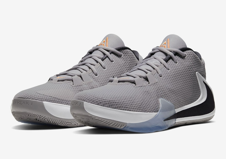 Nike Zoom Freak 1 'Atmosphere Grey'