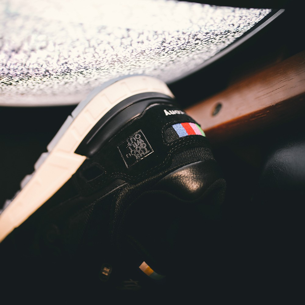 best website 7bbc3 6efa8 Tenisufki.eu - The Good Will Out x Saucony Shadow 5000 'VHS'
