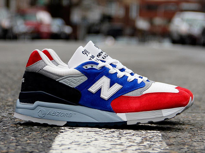 Concepts x New Balnce 998 'Boston Marathon'