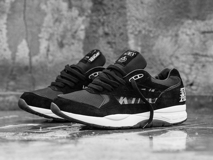 BAIT x Los Angeles Kings x Reebok Ventilator Supreme