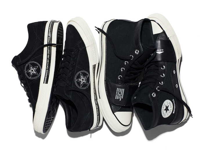 NEIGHBORHOOD x Converse Collection