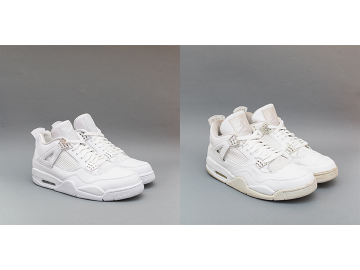 TenisufkiLAB: Air Jordan 4 'Pure Money' OG Vs Retro