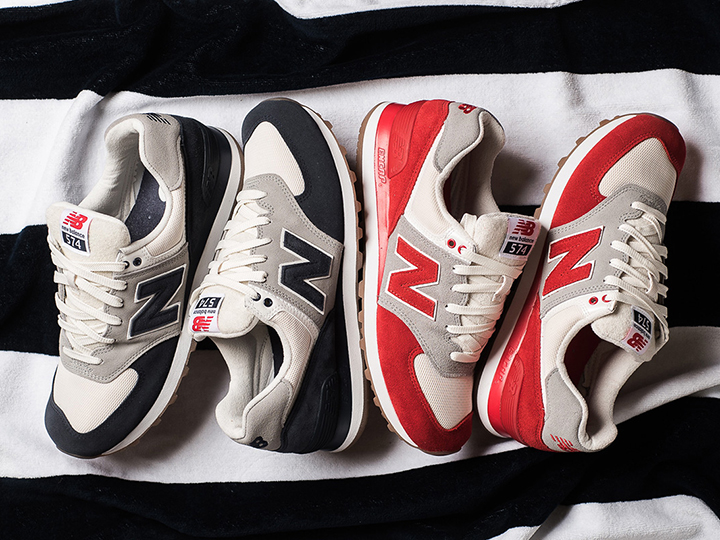 New Balance 574 'Terry Cloth' Pack