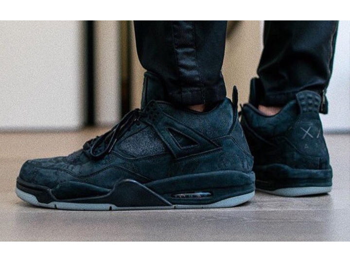 KAWS x Air Jordan 4 'Friends & Family'