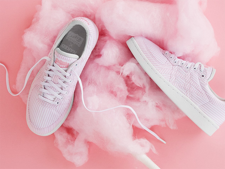 Naked x Onitsuka Tiger GSM 'Cotton Candy'