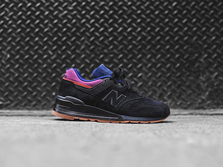 New Balance 997 'Black & Magnet'
