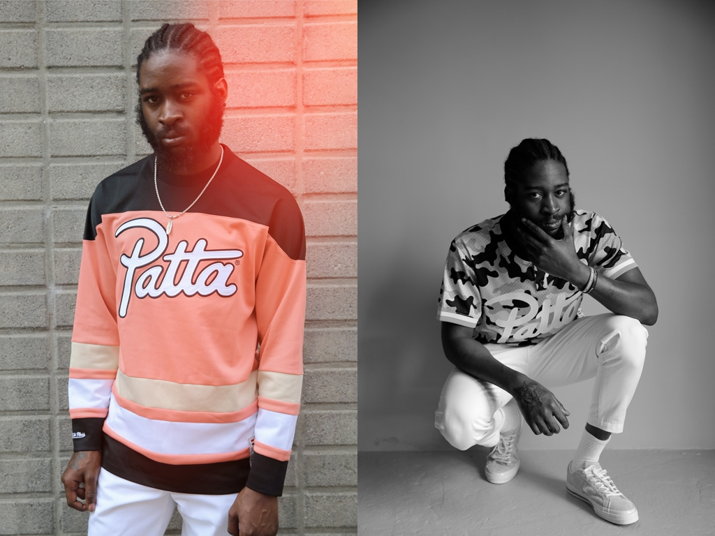Patta x Mitchell & Ness Summer 2017 Collection