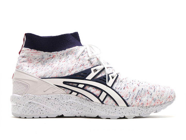 Asics-Tiger GEL-Kayano Trainer Knit MT 'White Speckle'