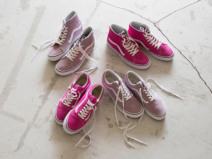BEAUTY&YOUTH x Vans Collection