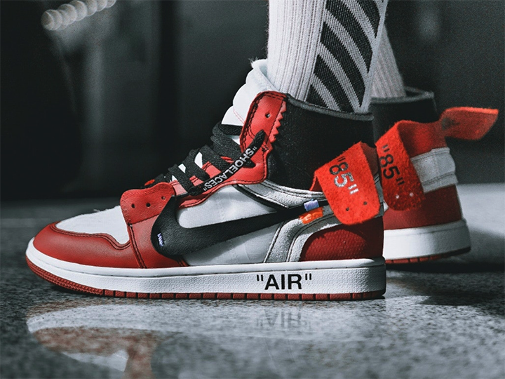 Unboxing Air Jordan 1 x OFF-WHITE - Video