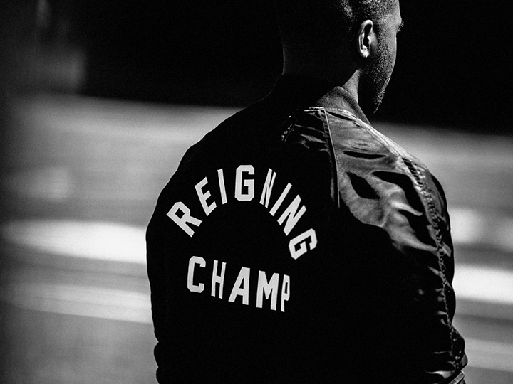 Reigning Champ Fall/Winter 2017 Lookbook