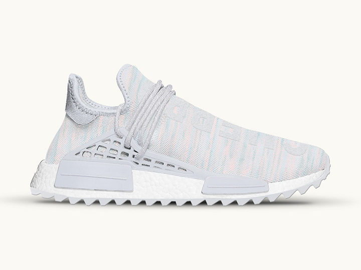 Pharrell Williams x adidas NMD Human Race Trail 'Cotton Candy'