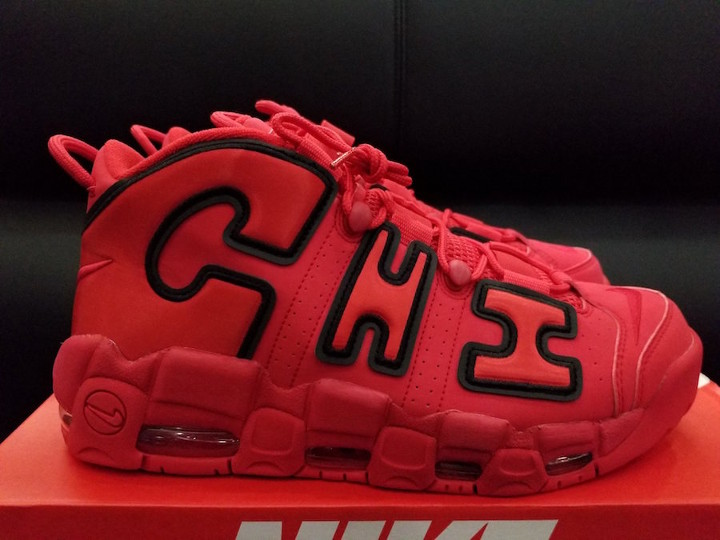 Update: Nike Air More Uptempo QS 'Chicago'