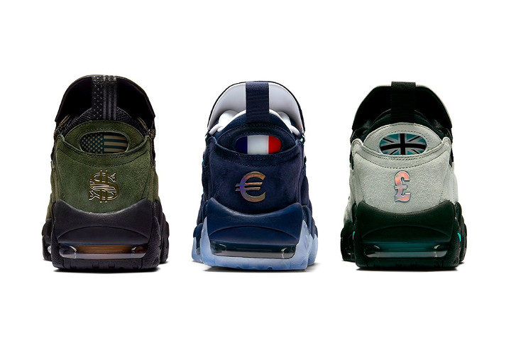 Nike Air More Money 'Global Currency' Pack - Zapowiedź