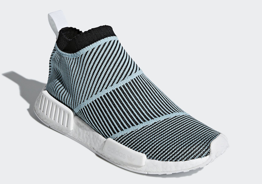 Parley For The Oceans x adidas NMD City Sock